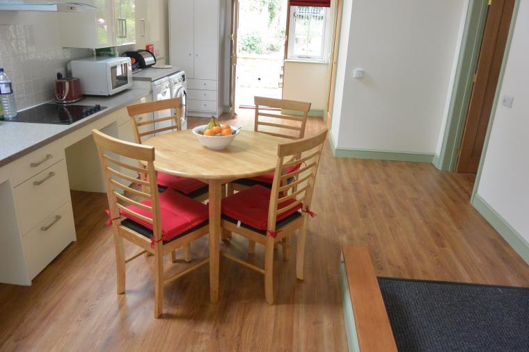 Annex kitchen/diner