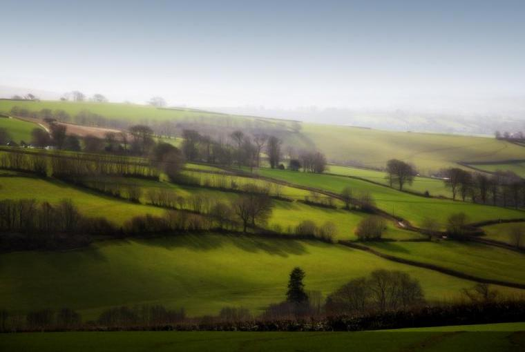 Enjoy exploring the unspoilt Devon countryside