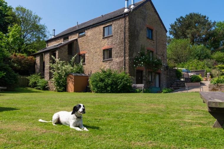 The Farmhouse at Wheel Farm Cottages, Devon, Photo 23