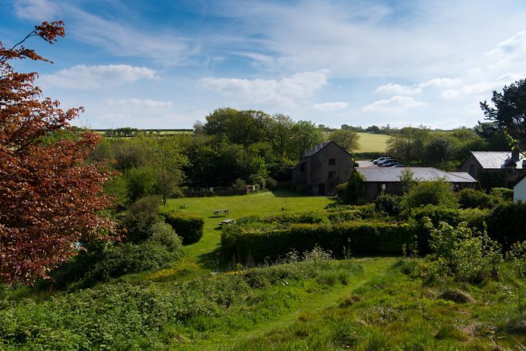 The Farmhouse at Wheel Farm Cottages, Devon, Photo 24