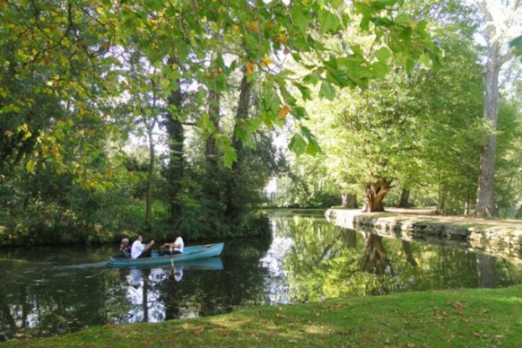 Boating-In-Oxford