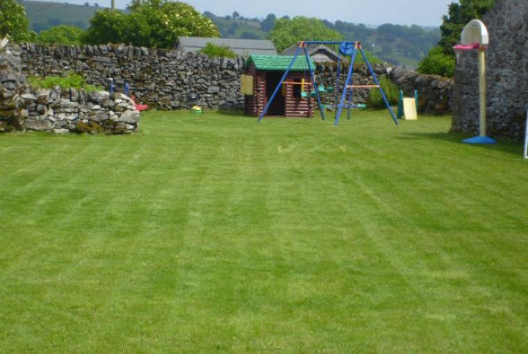 Play Facilities for the Kids