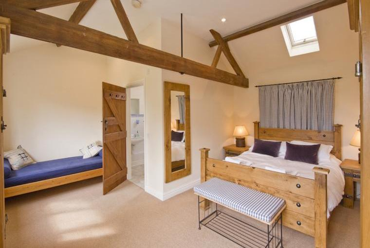 Trinity Cottage's Bedroom