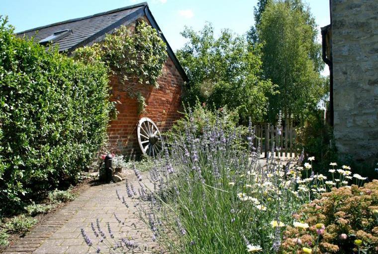 Entrance Courtyard Garden