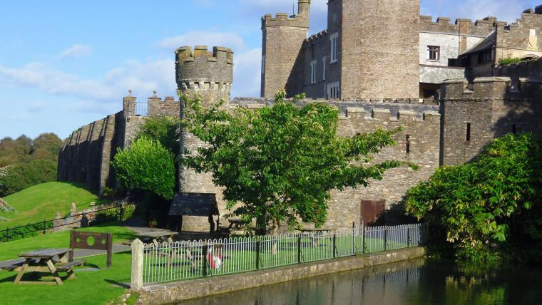 Watermouth Castle