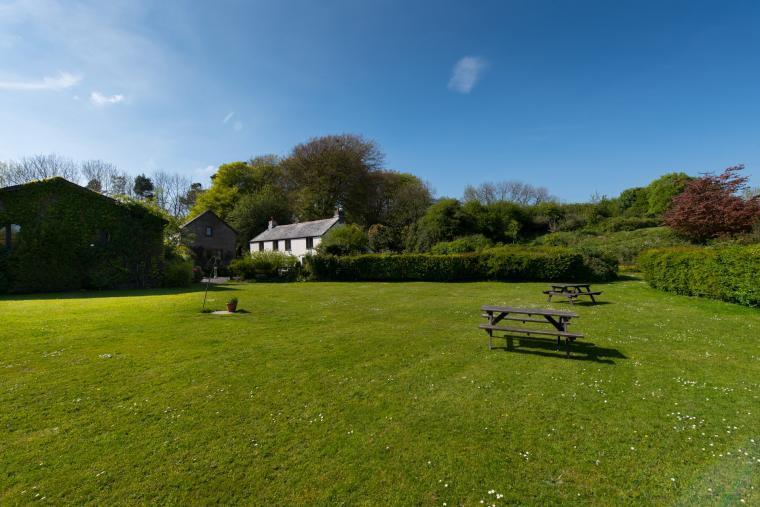 Wheel farm cottages, North Devon