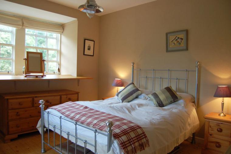self-catering holiday let peebles