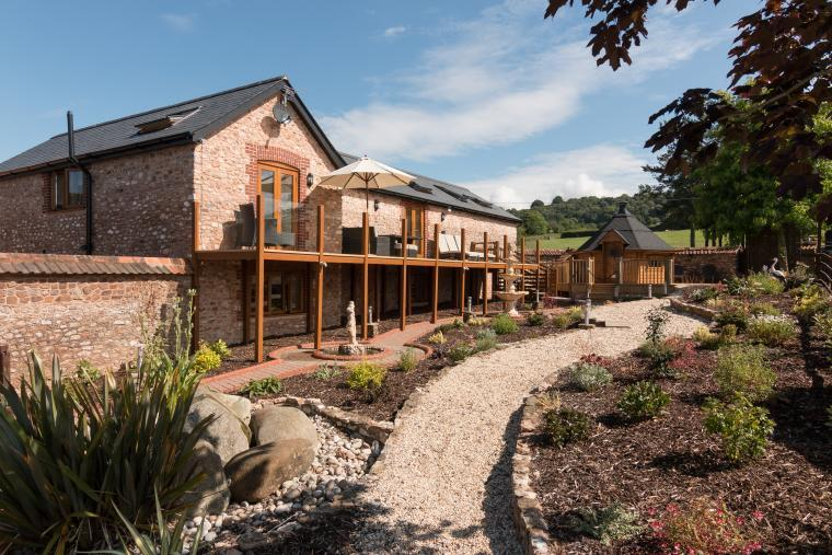 Foxhill Lodge, Devon