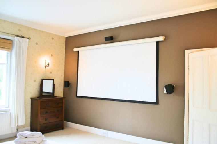 Cinema Room/Bedroom