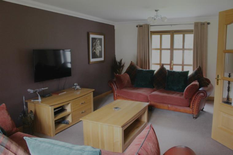 Craigellachie House Lounge