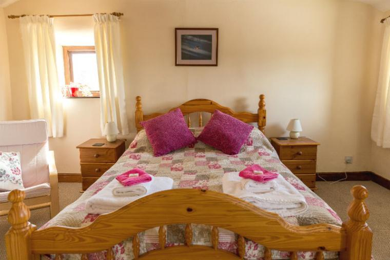 Double Bedroom at Rough Top Cottage