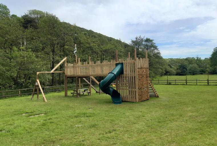 New Children's play Area