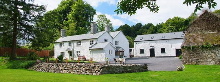 Whitelady House near Dartmoor National Park