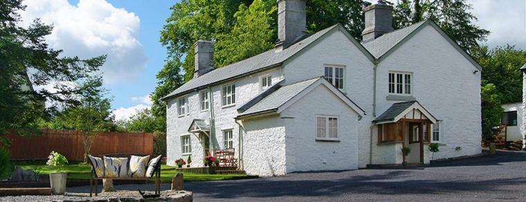Whitelady House, Devon