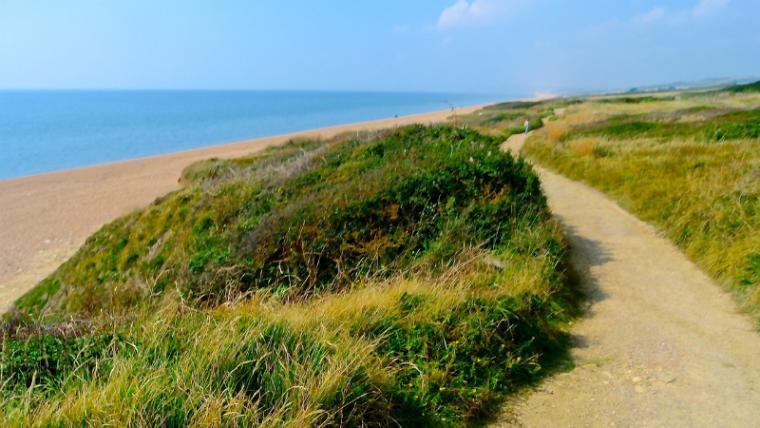 Explore the Dorset Jurassic coast