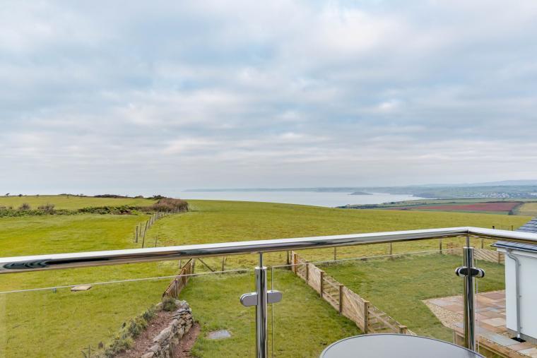 Views over Bigbury Bay