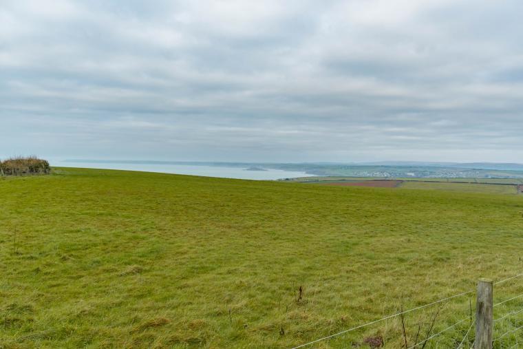 View from Seven Ocean Reach garden