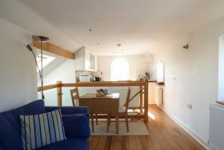 Wits End Open Plan Living Area