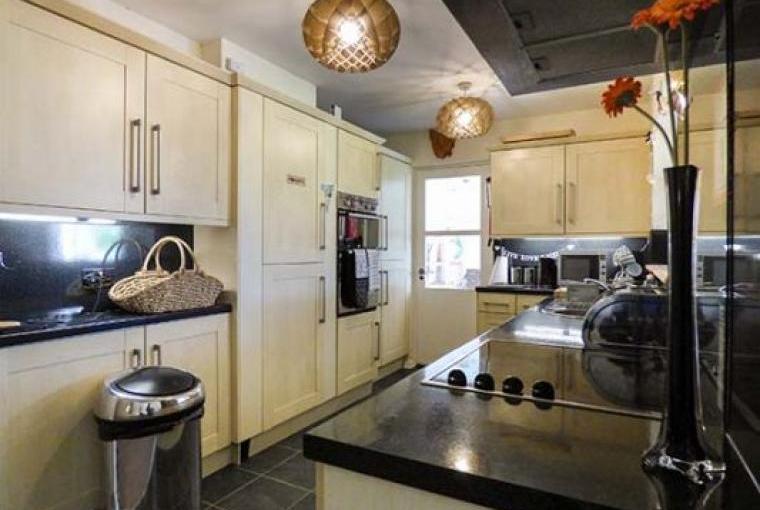 Kitchen Summerfield House, Cornwall