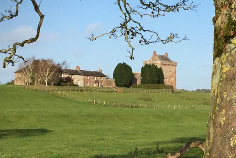 Kirkandrews House near Gretna Green
