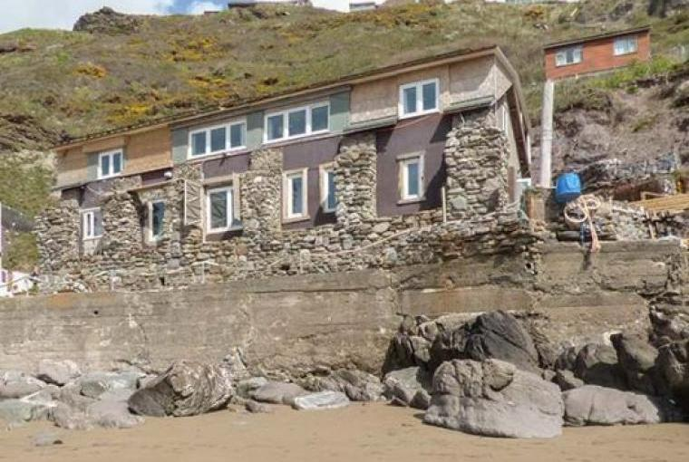 Apartment with sea views, Cornwall