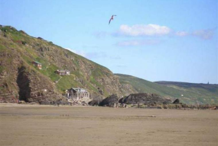Lovely coastal location