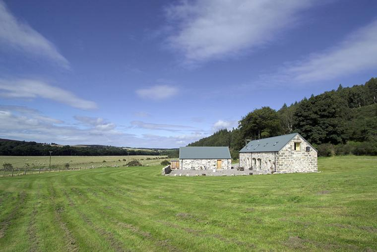 Weiroch Lodge, Speyside
