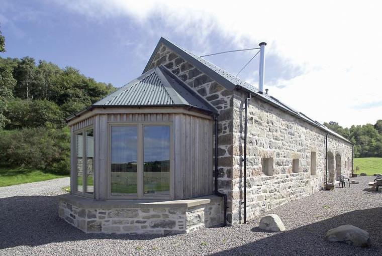 Weiroch Lodge, Speyside