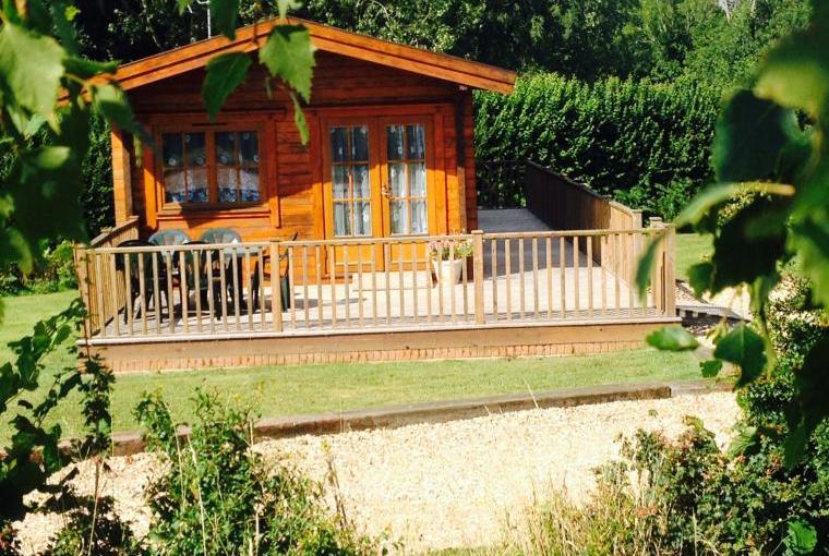 Lodge holidays at Lake Farm, Hampshire
