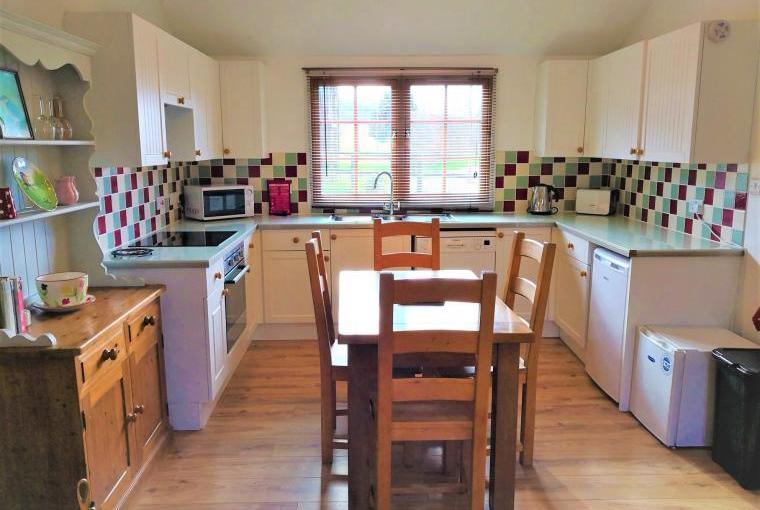 Stylish accommodation