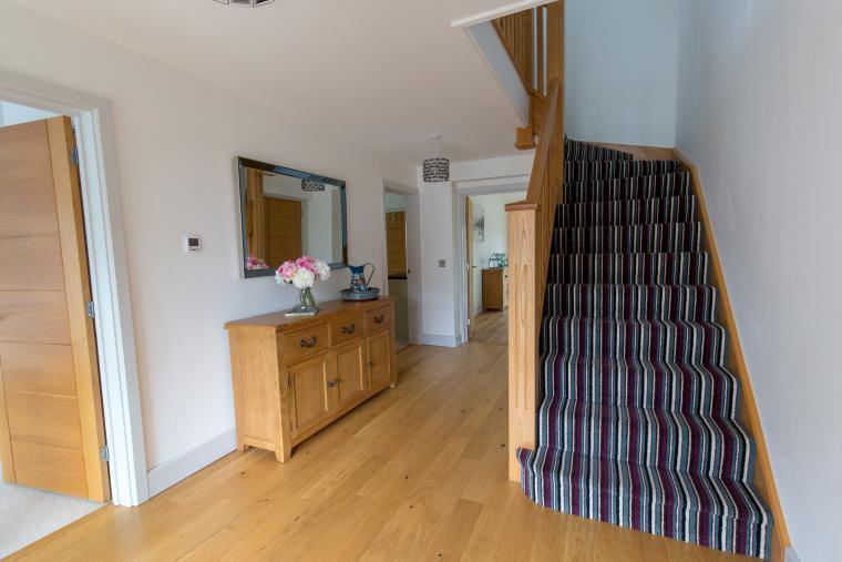 Stylish luxurious accommodation