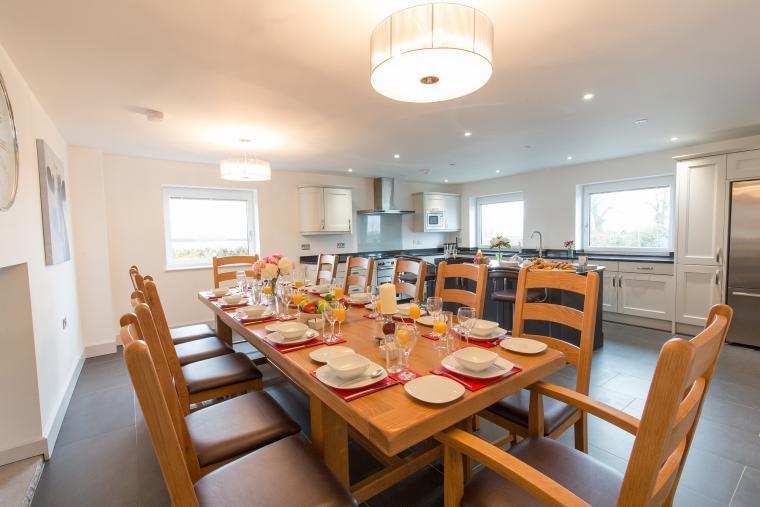 Stylish kitchen/diner