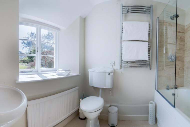 Luxurious bathrooms, Fairways East Cottage, Devon