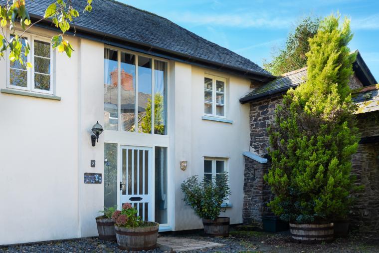 Bluebelle Cottage, sleeps 2 in mid Devon