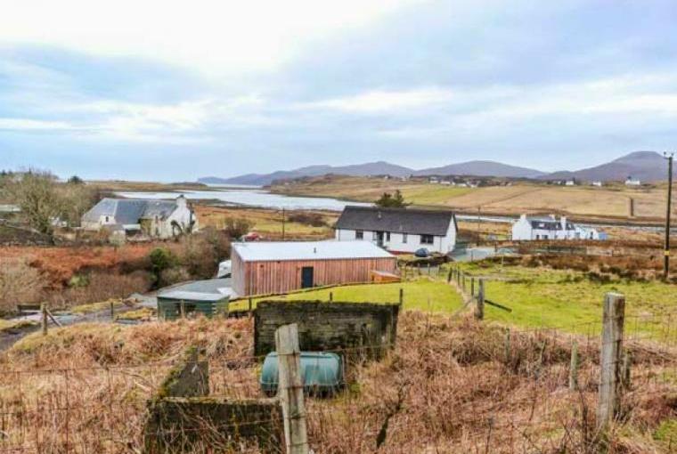 Lovely sleeps 2 lodge on the Isle of Skye