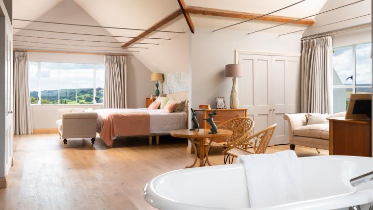 High quality accommodation