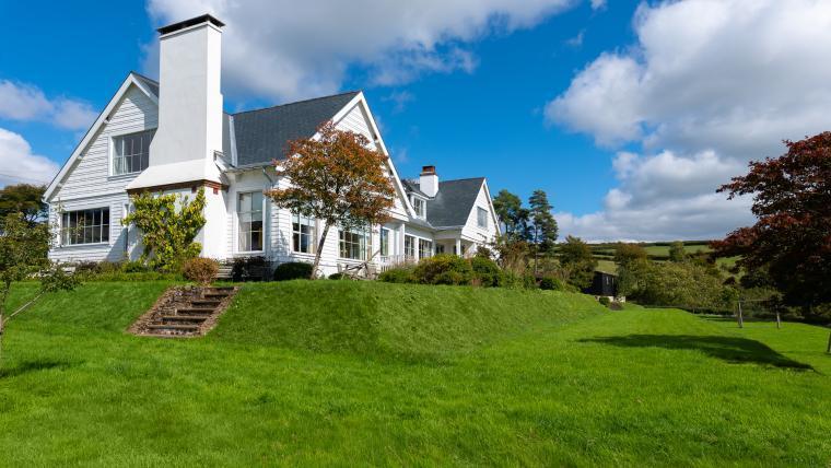 Exmoor Farmhouse, Somerset