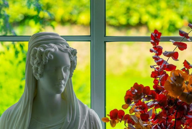 Lovely garden views