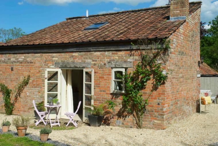 Wilf's Barn, Brickyard Farm Cottages, Somerset Levels