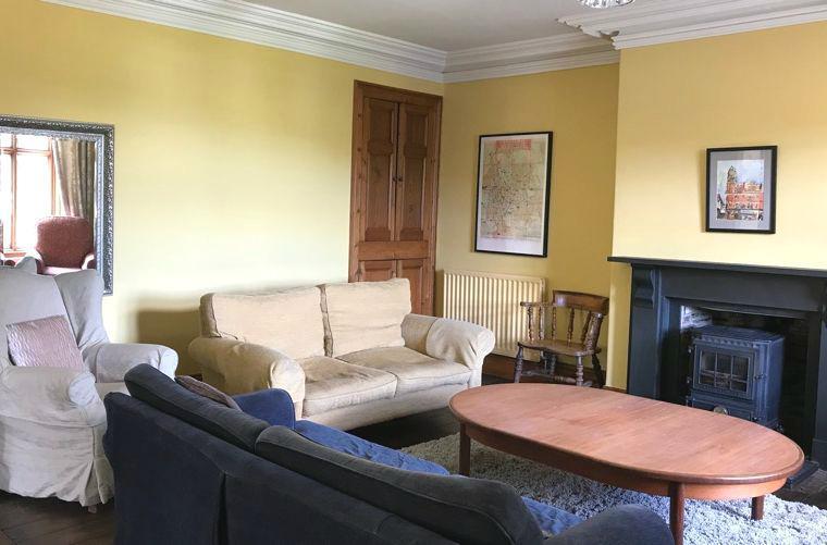 Large sociable Sitting Room