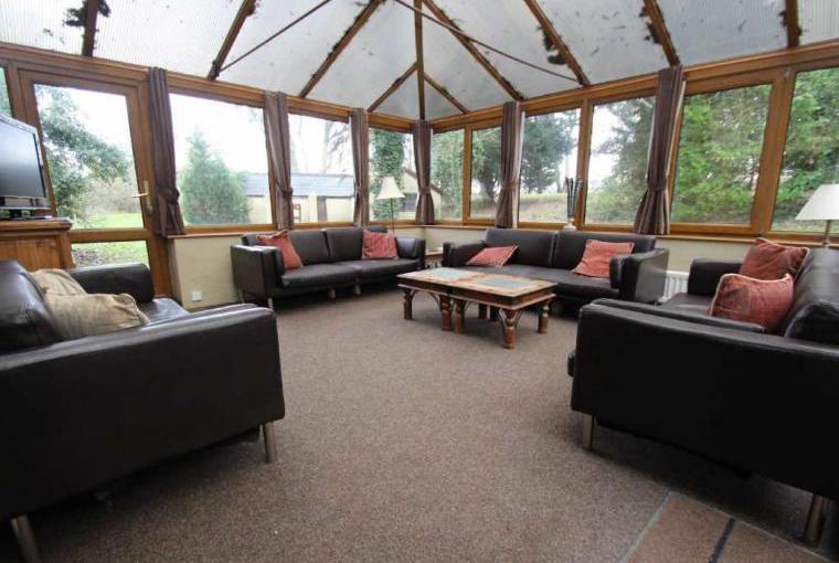 Large group accommodation, West Wiltshire