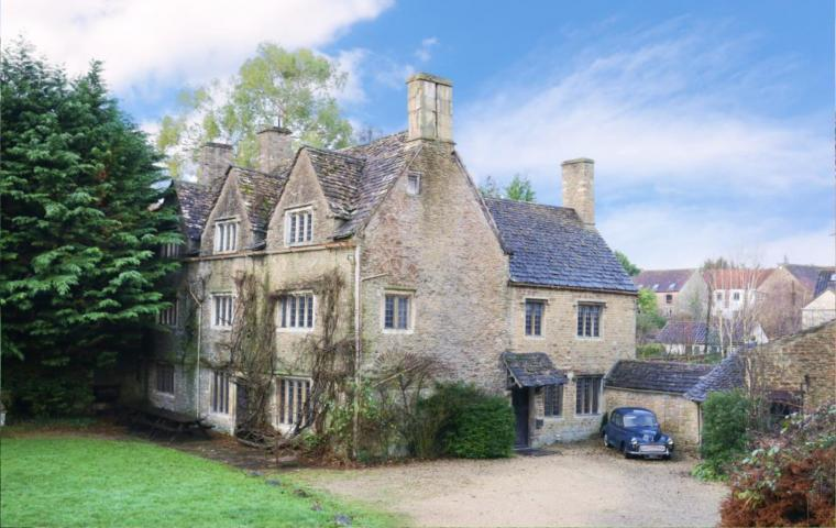 The Old Manor, Somerset