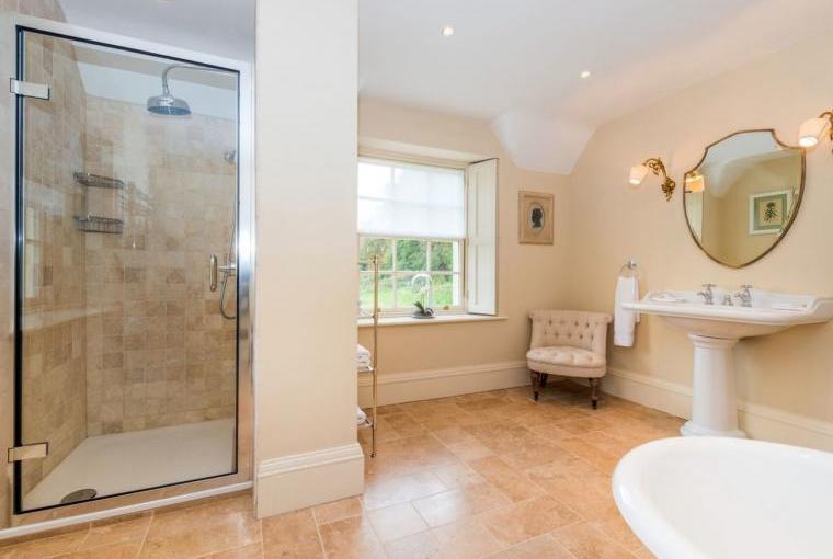Bathroom, Week Farm, near Bath