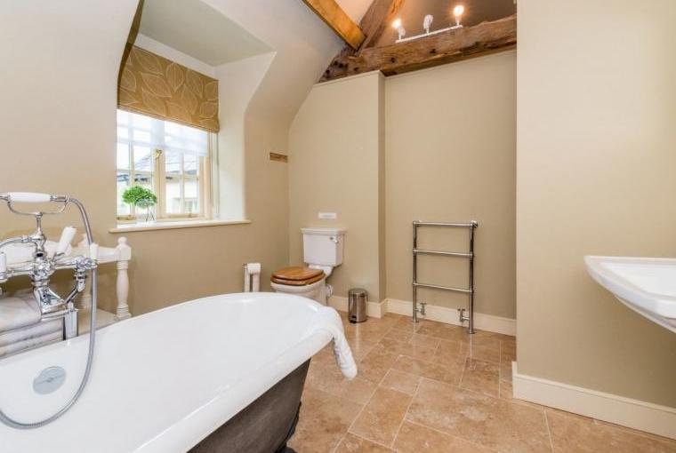 Bathroom, Week Farm