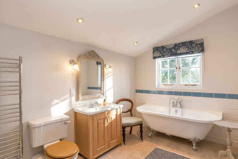 Elegant bathrooms, Allington Court, Bridport