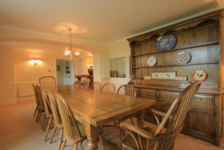 Home Farm dining room