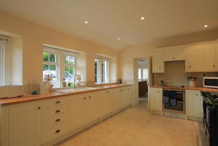 Home Farm spacious kitchen