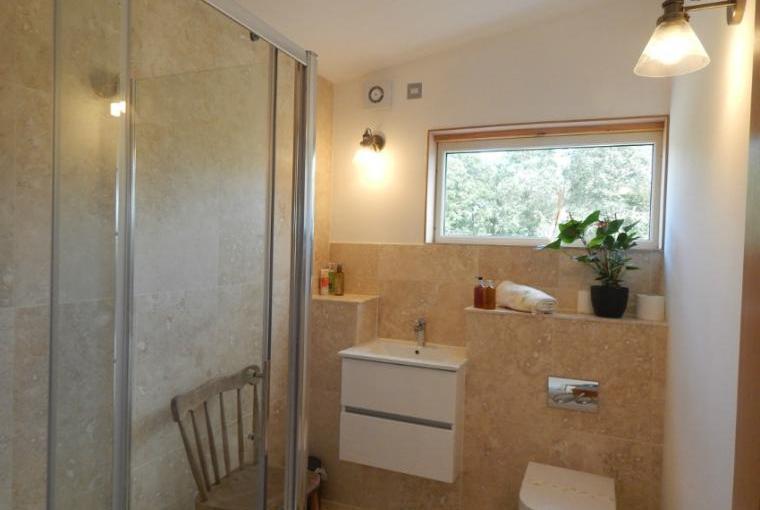 Bathroom, Orchard Hideaway, Scottish Borders