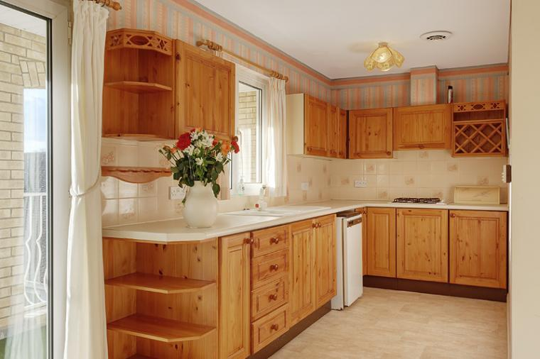 Athina 1st Floor Kitchen