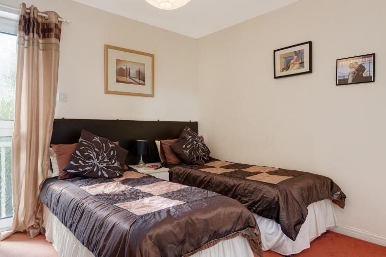 Athina Twin Bedroom 4